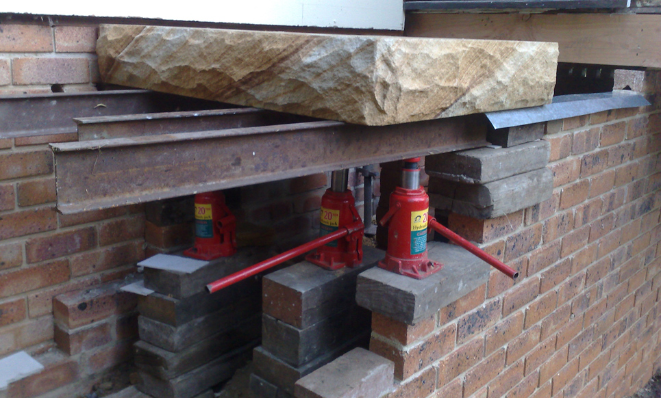 Your Brick Man | Extension Footing
