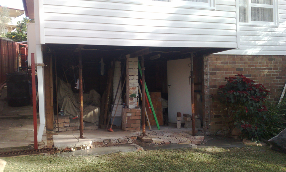 Your Brick Man | House Foundation Repairs